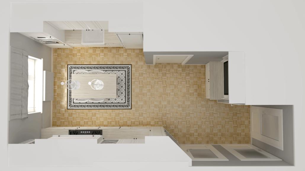 Projektowanie wnętrz Ełk - KRAA